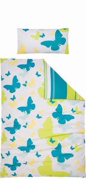 Ložní prádlo, my home, »Sky« s motivy motýlů