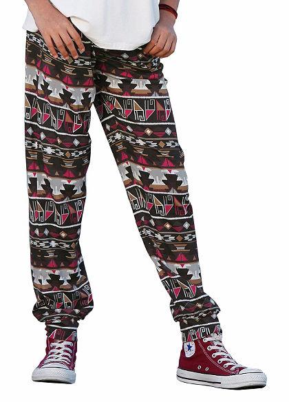Arizona Turecké nohavice s celoplošnou potlačou, pre dievčatá
