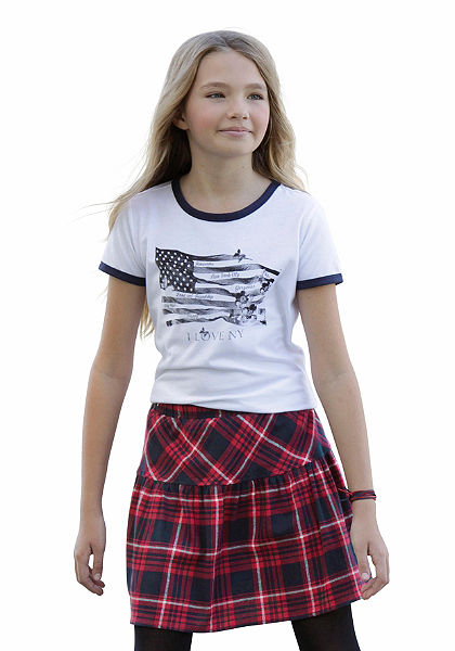 Arizona Kockovaná sukňa, pre dievčatá
