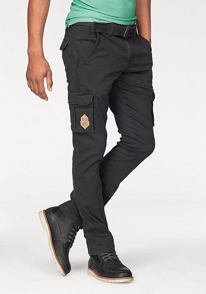 Rhode Island Cargo kalhoty (s opaskem)
