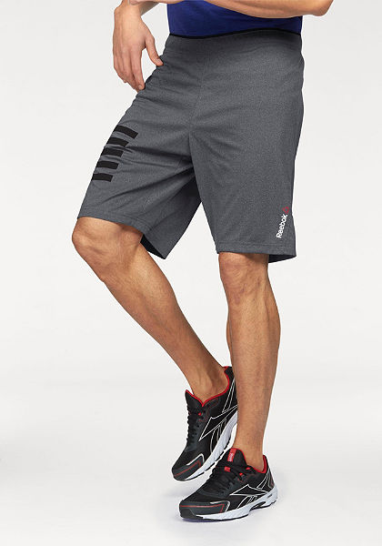 Reebok »One Series Antimicrobial Knit Short« rövidnadrág