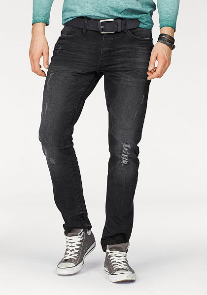 John Devin Slim Fit farmernadrág