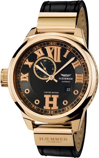 Automatické hodinky HAEMMER GERMANY
