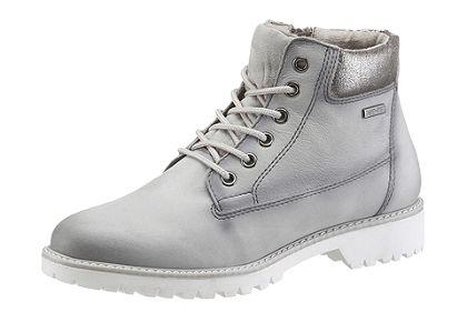 Tamaris šnurovacie topánky