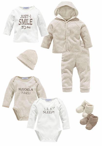 Klitzeklein kezdőkészlet (8 részes), babáknak