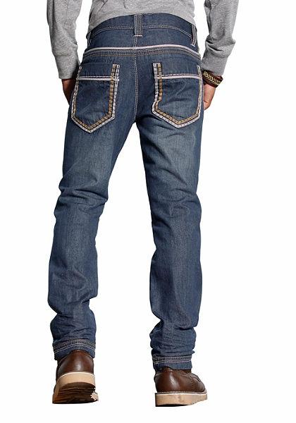 Arizona Rovné džínsy, pre chlapcov