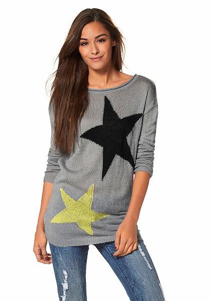 AJC Dlouhý pulovr