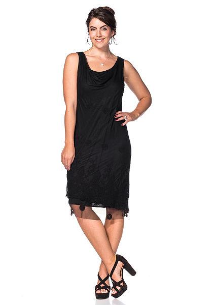 sheego Style csipkés ruha