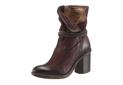 A.S.98 Kotníčková obuv