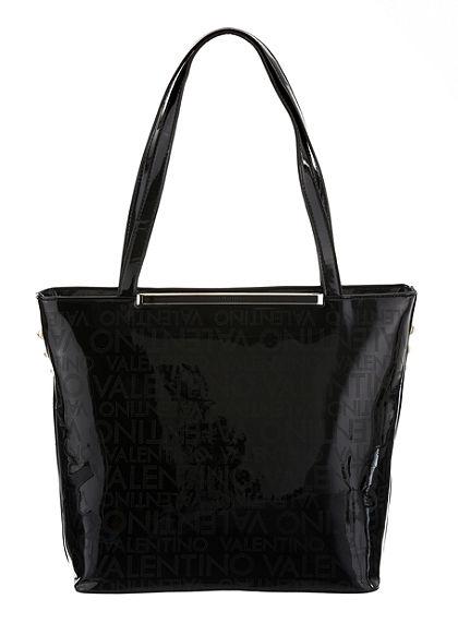 Valentino shopper táska logo felirattal