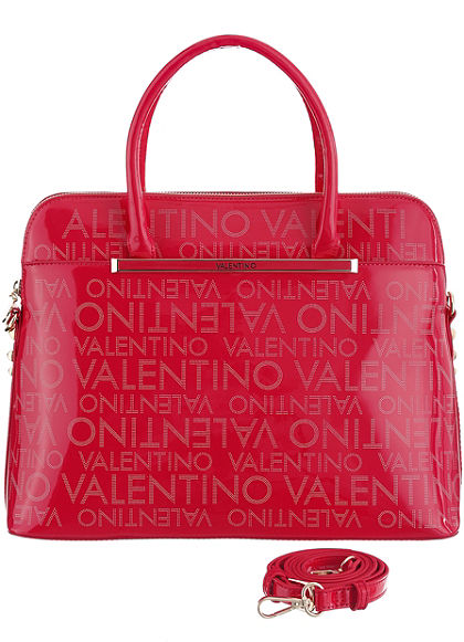 Valentino Taška s nápisem loga