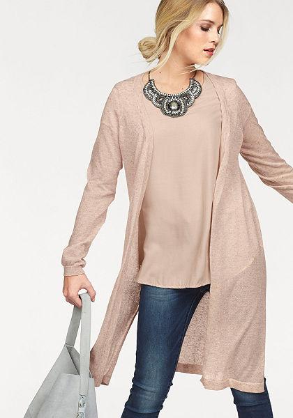 Vero Moda Dlhý pletený sveter »ALTHA«