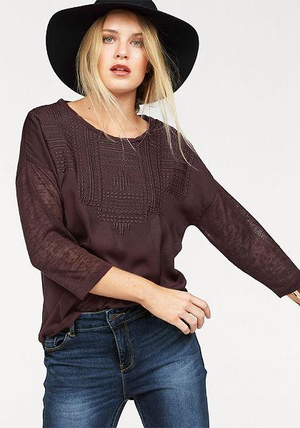 Vero Moda Tričko s dlouhým rukávem »SALLY«