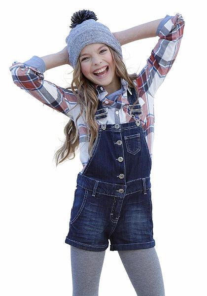 Arizona Džínsové šortky na traky, pre dievčatá