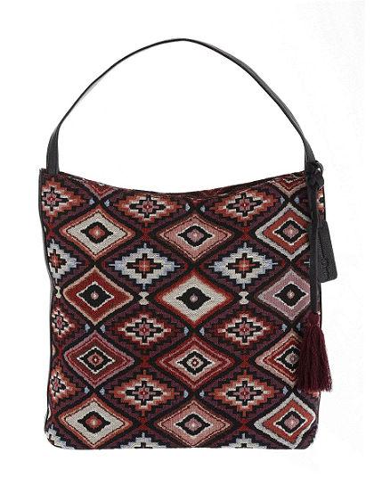 Tom Tailor Textilná taška »CAROLYN«