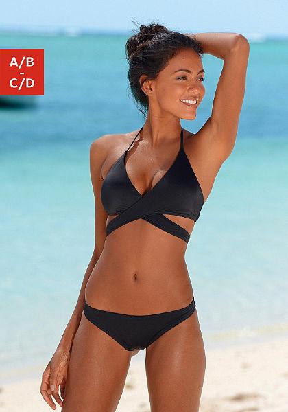 Háromszög fazonú bikini, Bench