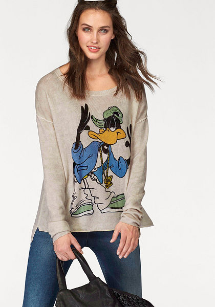 Frogbox kereknyakú pulóver