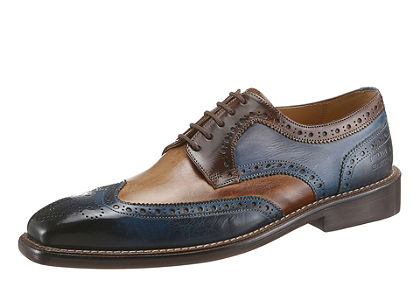 Melvin & Hamilton Šnurovacie topánky »Marvin 1«