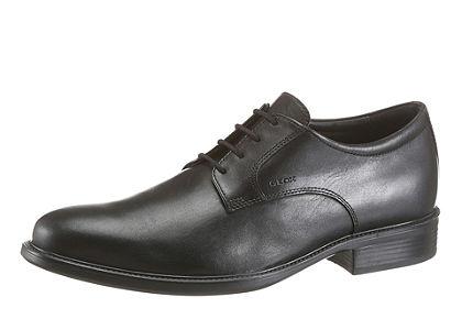 Geox Šnurovacie topánky