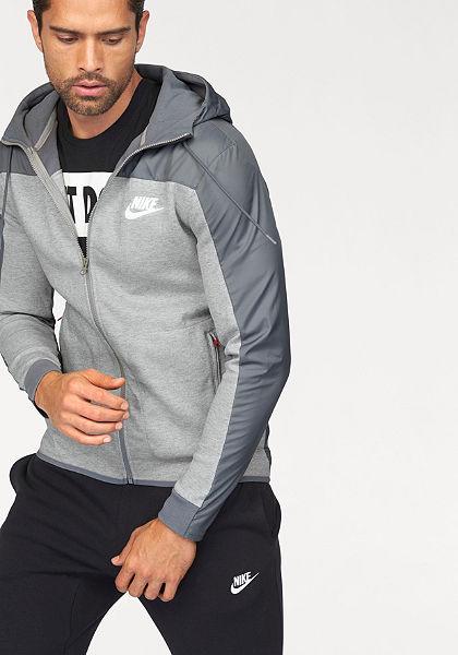 Nike Sportswear bunda s kapucí »NSW HOODIE FULLZIP SSNL«