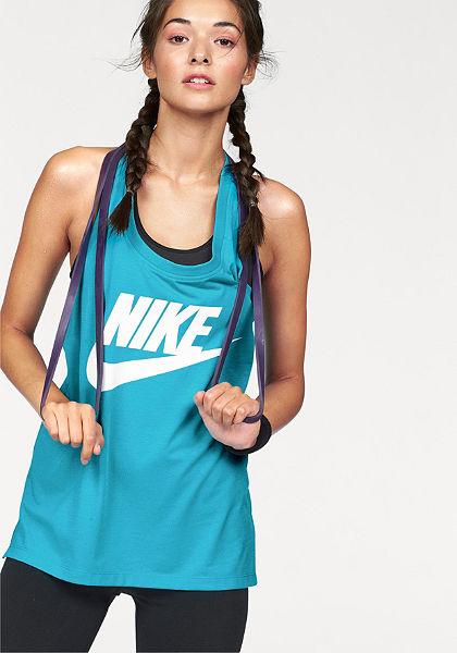 Nike Sportovní top »SIGNAL TANK LOGO«