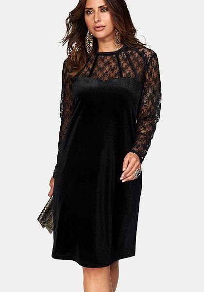 Zizzi Čipkované šaty