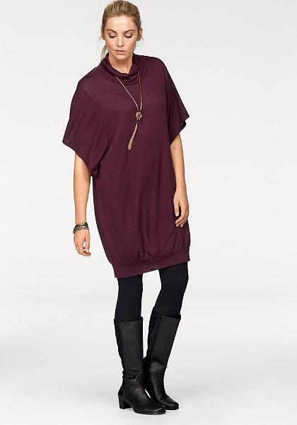 Zizzi Pletené šaty