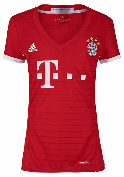 adidas Performance trikot »FC BAYERN HOME JERSEY WOMAN«