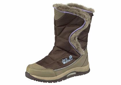 Jack Wolfskin outdoorová zimní obuv »Girls Snow Dome«