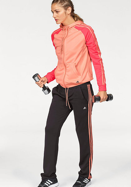 adidas Performance  »NEW YOUNG KNIT TRACKSUIT« szabadidőruha