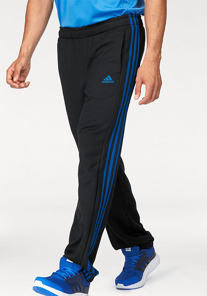 adidas Performance športové nohavice »ESSENTIALS 3S PANT CH FLEECE«