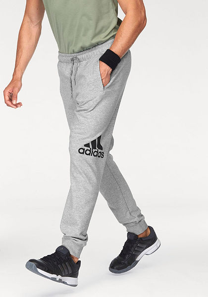 adidas Performance ESSENTIALS LOGO PANT FRENCH TERRY CH joggingnadrág