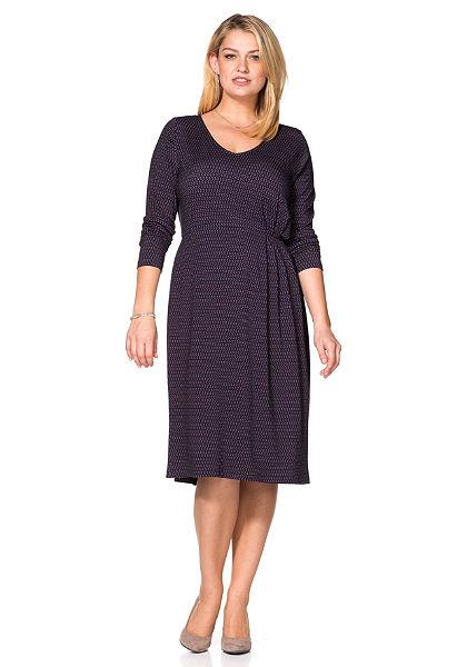 Sheego Class Žerzejové šaty