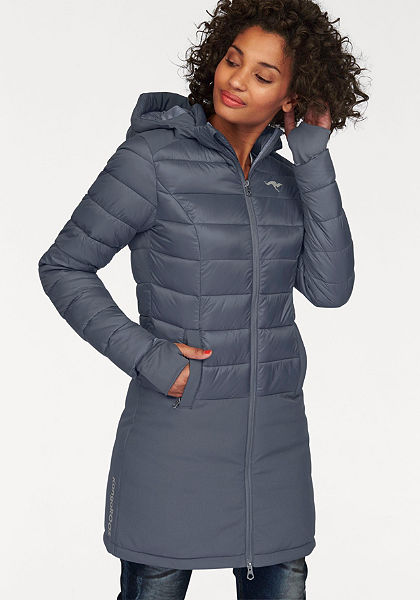 KangaROOS Prošívaný kabát