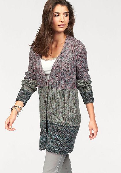 Boysen's Dlhý pletený sveter