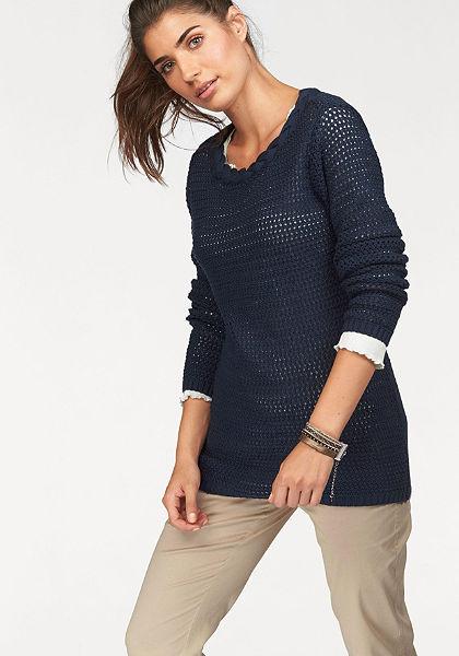 Boysen's Pletený pulóver