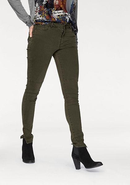 Vero Moda  Úzké kalhoty »SEVEN ZIP«