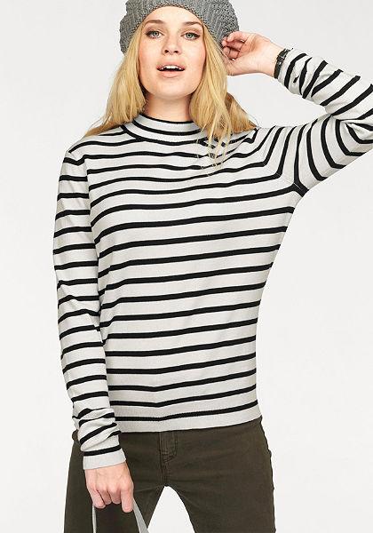 Vero Moda csíkos pulóver »GLORY STRIPE«