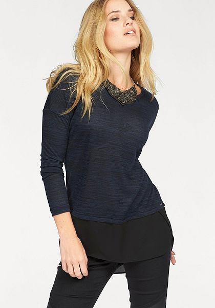 Vero Moda hosszú pulóver»JULIA«