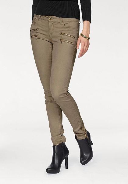 Melrose Rúrkové nohavice