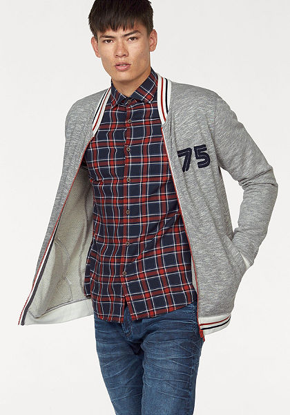 Tom Tailor Denim felsőrész »College Bomber Jacket«