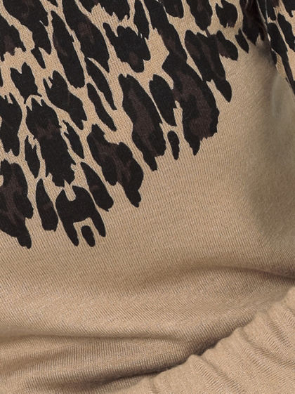Galléros pulóver