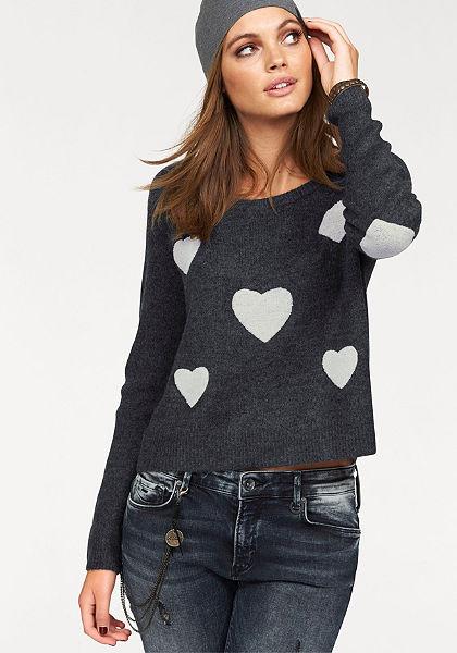 Only kereknyakú pulóver »Bruxelles«