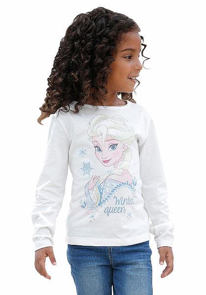 Disney Tričko s dlouhým rukávem, pro dívky