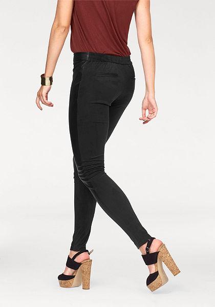 Vero Moda Koženkové nohavice »CATI«