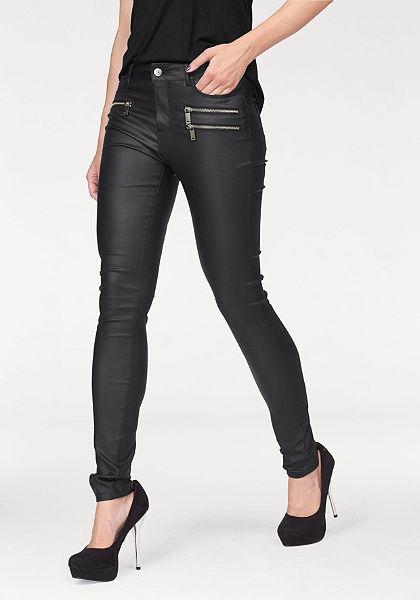 Vero Moda egyenes szárú nadrág »SEVEN COATED«
