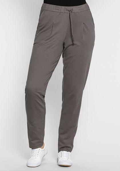 sheego Casual Bavlněné kalhoty