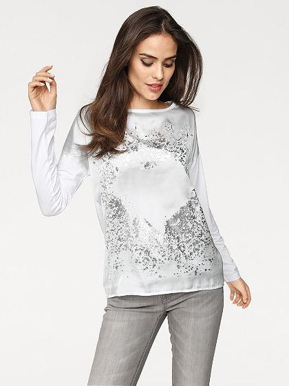 Tričko ležérneho strihu