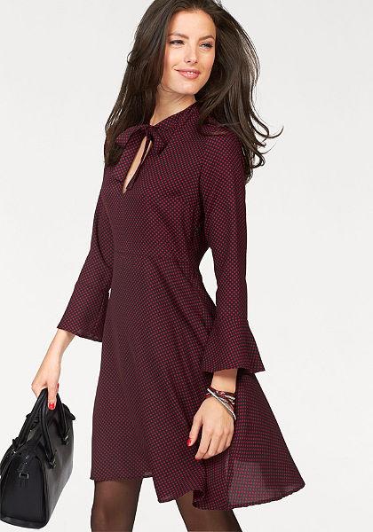 Vivance nyomott mintás ruha