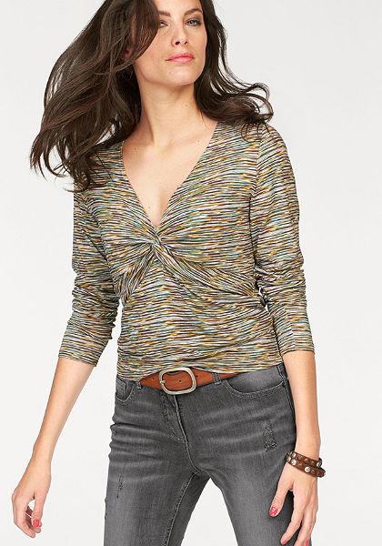 Aniston triko s dlouhým rukávem